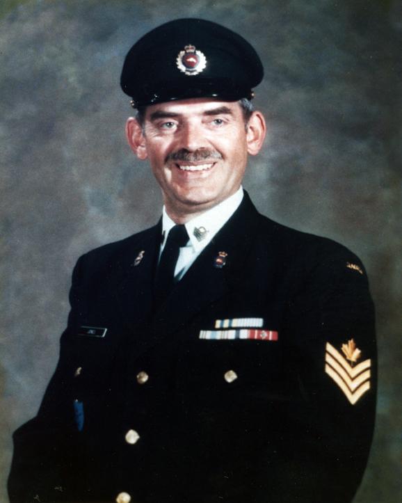 Sgt. TIB JonesW